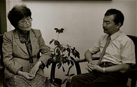 Akiko Poltanowich, Parent, Michio Kusama, PH.D. Counselor